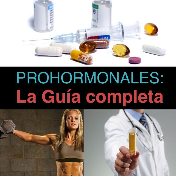Prohormonales: La Guía Definitiva - La Guía de las Vitaminas