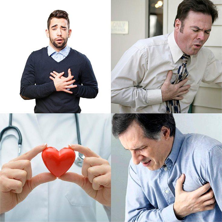 taquicardia-mano-corazon - La Guía de las Vitaminas