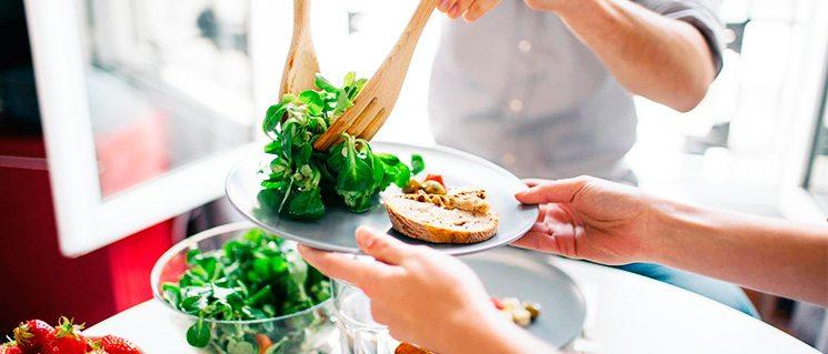 Plan de dieta alta en proteínas para bajar de peso y estar