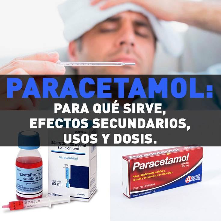 Yodo para adelgazar dosis paracetamol