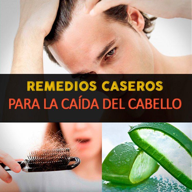 Tratamiento para caida del cabello casero