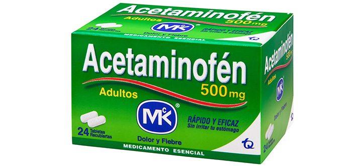 Con la pastillas acxion duele la cabeza