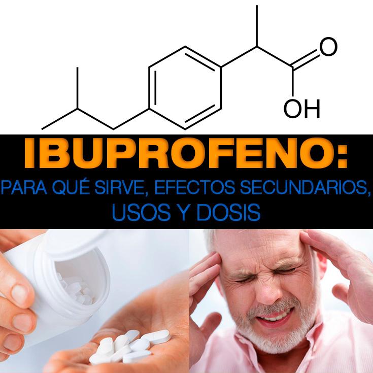 Ibuprofeno-para-qué-sirve-efectos-secundarios-usos-y-dosis