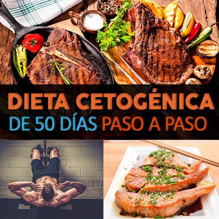 Dieta Cetogénica De 50 Días Paso A Paso - La Guía de las..