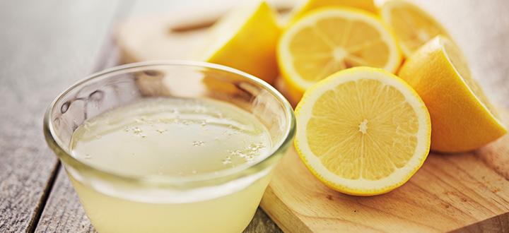 Resultado de imagen para jugo de limon y aceite de almendras