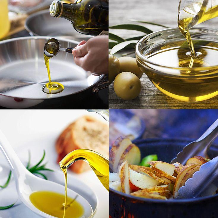 Cocinar aceite oliva portada la gu a de las vitaminas for Cocinar sin aceite