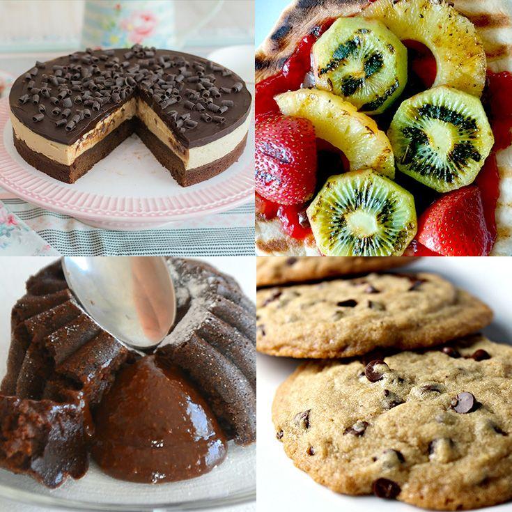 Las Mejores Recetas Dulces Sin Azúcar Para Diabéticos - La