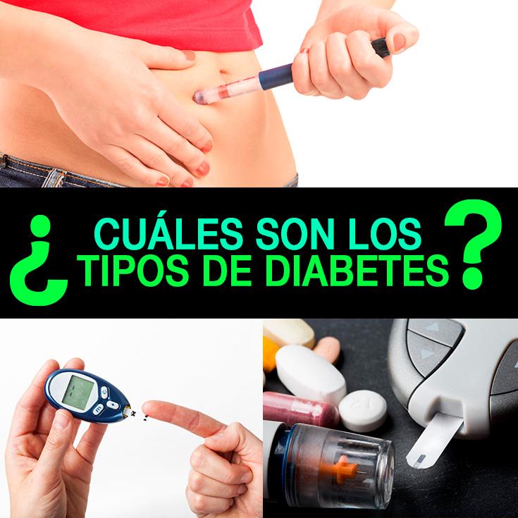 Tipos de Diabetes: Causas, Cómo Identificarlos Y Mucho Más